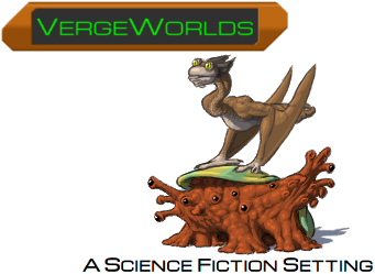 VergeWorlds: A Science Fiction Setting